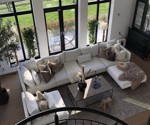 couch, decor, and design image