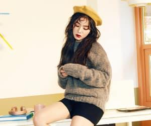 aesthetic, irene, and bae joo hyun image