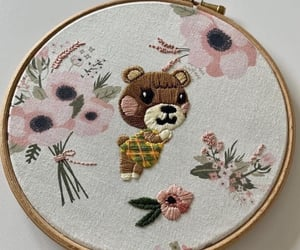 aesthetic, animal crossing, and cross stitch image