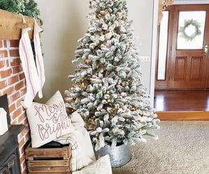 christmas, holidays, and christmas decoration image