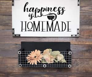 etsy, farmhouse decor, and kitchen sign image