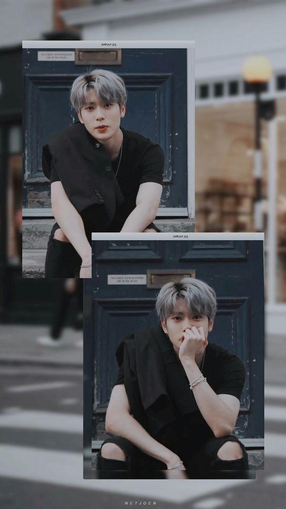 aesthetic, wallpaper, and jaehyun image