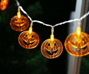 decor, Halloween, and home image