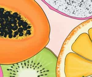 background and fruit image
