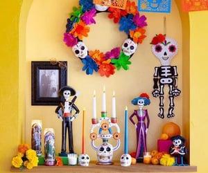 decoracion, hogar, and Halloween image