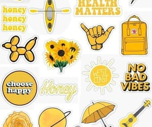 bright, cheerful, and Collage image