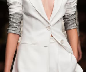 suit, ermanno scervino, and womenswear image