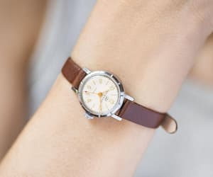 etsy, mechanical watch, and preppy watch girl image