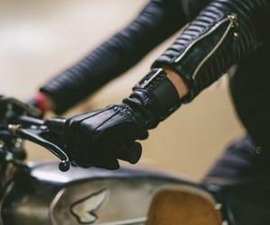 aesthetic, motorbike, and OC image
