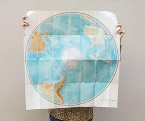 etsy, large wall map, and global warming image