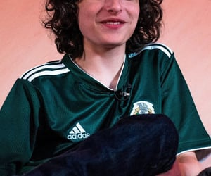 finn wolfhard, it, and stranger things image