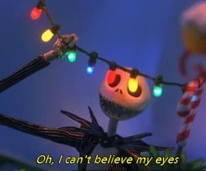 candy, musical, and nightmare before christmas image