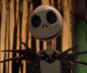 jack, jack skellington, and christmas image