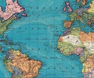 map, wallpaper, and fondos image