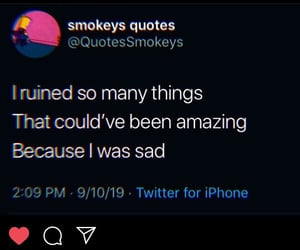 heartbroken, quotes, and twitter posts image