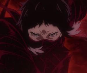 anime, bsd, and akutagawa ryuunosuke image