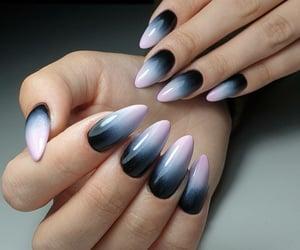 fashion, gif, and nail art image