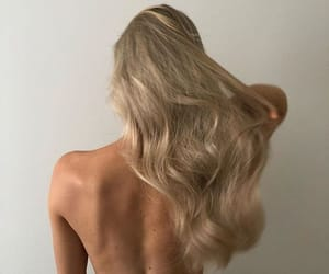 blonde, curly, and model image