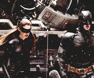 batman, catwoman, and movie image