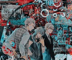 anime, yaoi, and edit image