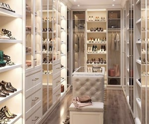 shoes, luxury, and interior image