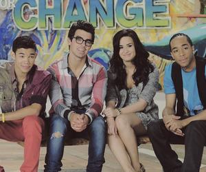 demi lovato and Joe Jonas image