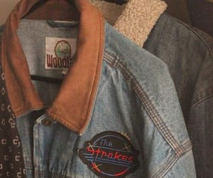 jacket, vintage, and clothes image