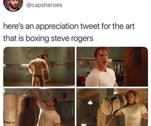 cap, steve rogers, and Marvel image
