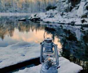 finland, winter, and instagram image
