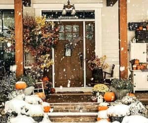 autum, home, and winter image