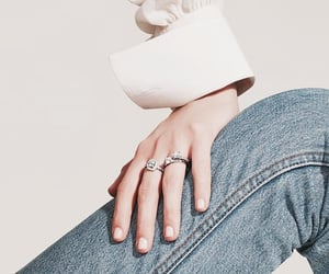 accessories, hand, and jewelry image