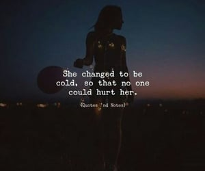 quotes, cold, and hurt image