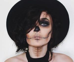 Halloween and make-up image