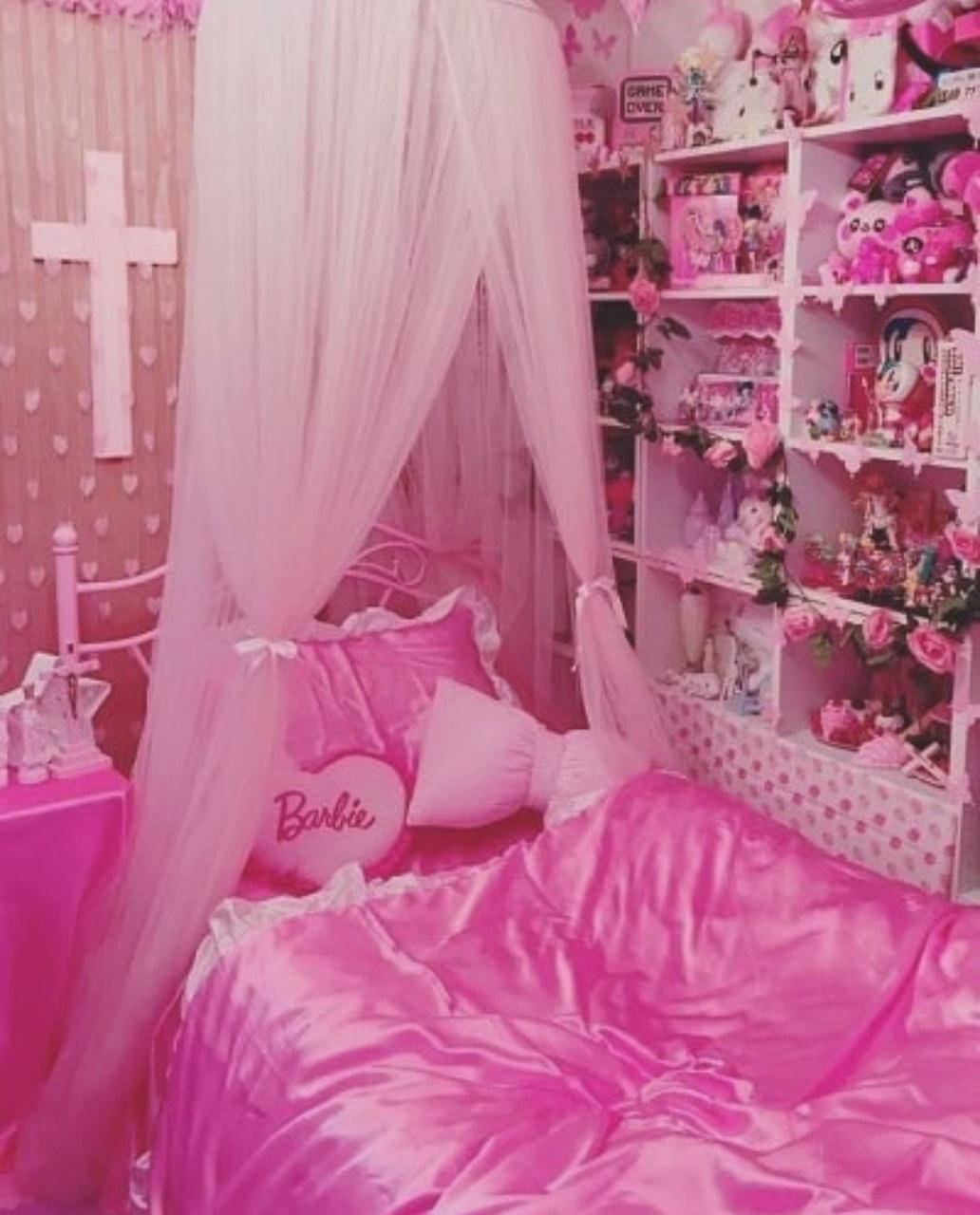 Комната для девочки в стиле Барби | ВКонтакте | 1280x1032