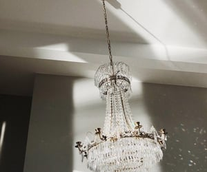 chandelier, decor, and interior image