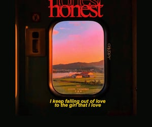 aesthetic, heartbreak, and honest image