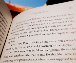 book, I Love You, and kiss image