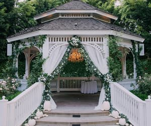 decoration, fairy tale, and wedding image