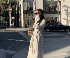asian fashion, asian girl, and city image