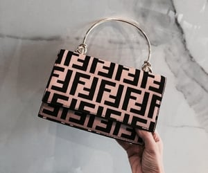 bag, fendi, and luxury image