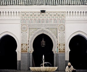 architecture, mosque, and travel image