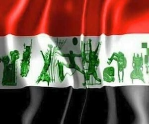 baghdad, iraq, and freedom monument of iraq image