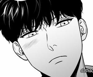 Boys Love, manhwa, and jiwon image