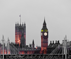 beautiful, Big Ben, and britain image
