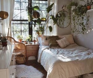 bedroom, home, and room goals image