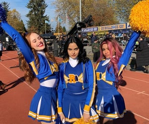 riverdale, camila mendes, and madelaine petsch image