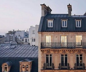 paris, city, and aesthetic image