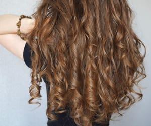 beautiful, beautiful hair, and curls image