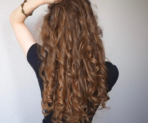 awesome hair, beautiful hair, and curls image
