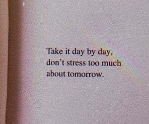 quotes, words, and stress image